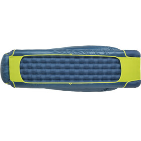 Big Agnes Blackburn UL 0 Saco de Dormir Largo, azul